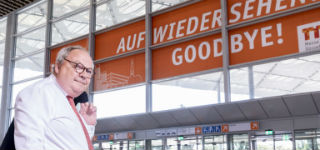 Werner M. Dornscheidt retires leaving Messe Duesseldorf after almost 37 years