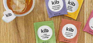 Kib launches with brand and packaging design by & SMITH