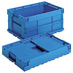Foldable and Collapsible Containers